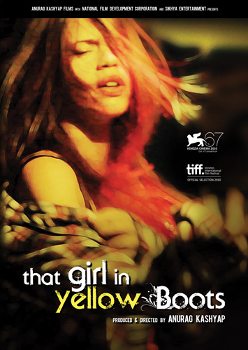 That Girl In Yellow Boots - Watch Online